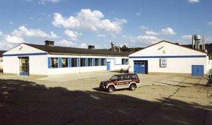 Autolackiererei Naumburg OT Großjena - Anwesen mit Lackierhallen